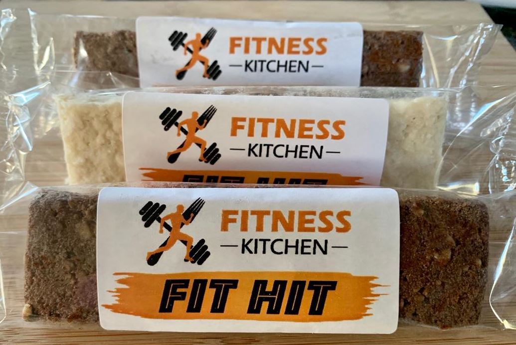 Fitness Kitchen Protein Bars